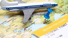 Приобретение авиабилетов и бронирование номеров